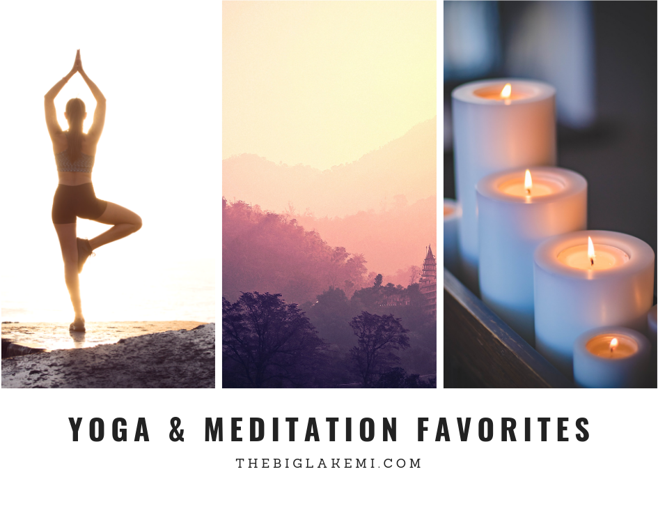 Getting Back to the Mat: Yoga & Meditation Favorites - The